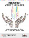 COMMUNIQUÉ - Dévoilement du thème de la Semaine de l'action bénévole 2017