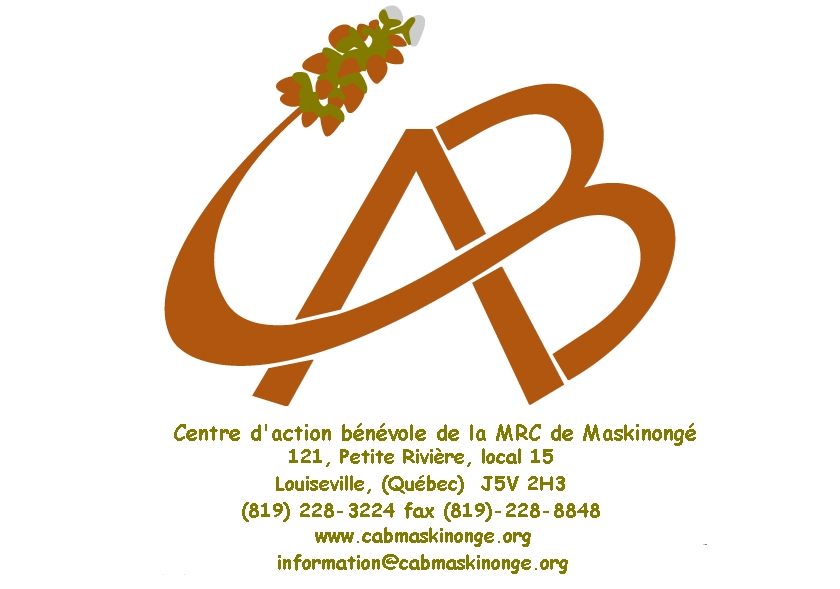 Centre d'action bénévole de la MRC de Maskinongé
