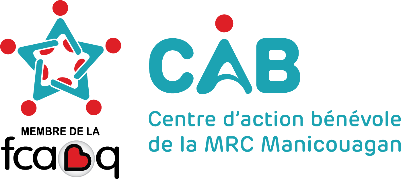 Centre d'action bénévole de la MRC Manicouagan